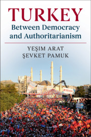 Turkey between Democracy and Authoritarianism