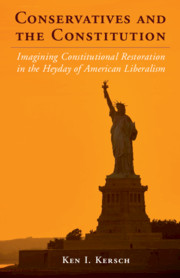 Cambridge Studies on the American Constitution