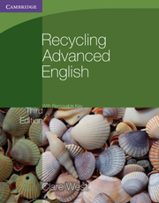 Recycling Advanced English