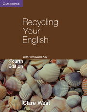 Recycling Your English, Fourth Edition, with Removable Key