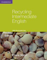 Recycling Intermediate English, Revised Edition, with Removable Key