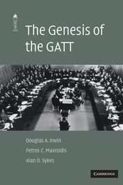 The Genesis of the GATT