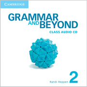 Grammar and Beyond Level 2 Class Audio CD