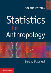 Statistics for Anthropology