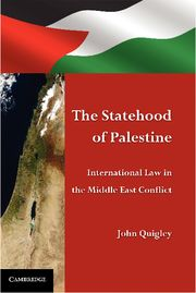 The Statehood of Palestine