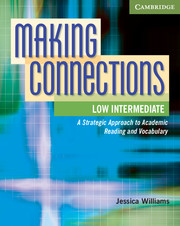 Making Connections Low Intermediate