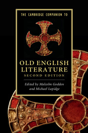 The Cambridge Companion to Old English Literature