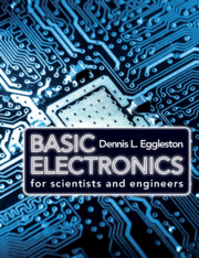 Basic electronics scientists and engineers | Electronics for physicists