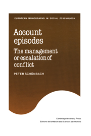 Account Episodes