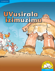 UVusirala izimuzimu Big Book version (IsiNdebele)