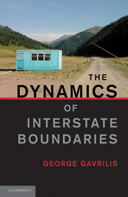 The Dynamics of Interstate Boundaries