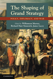 The Shaping of Grand Strategy