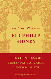 The Countesse of Pembroke's 'Arcadia'