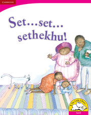 Set ... set ... sethekhu! Big Book version (Sepedi)
