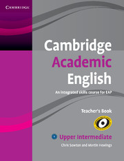 Eap Now English For Academic Purposes Teachers Book