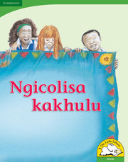 Ngicolisa kakhulu Big Book version (Siswati)