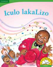 Iculo lakaLizo Big Book Version (IsiNdebele)