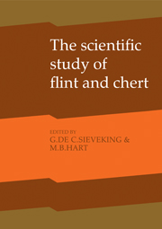 The Scientific Study of Flint and Chert