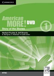 American More! Level 1 DVD (NTSC)