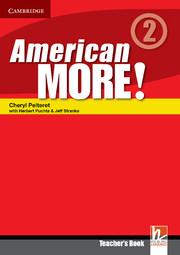 American More! Level 2 Teacher's Book