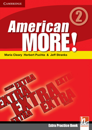 American More! Level 2 Extra Practice Book