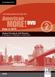 American More! Level 2 DVD (NTSC)