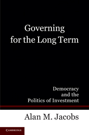 Governing for the Long Term