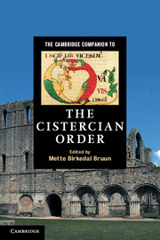 The Cambridge Companion to the Cistercian Order