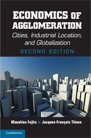 Economics of Agglomeration