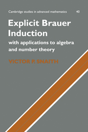 Explicit Brauer Induction