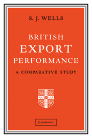 British Export Performance