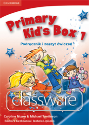 Primary Kid's Box Level 1