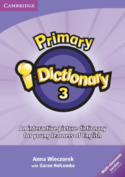 Primary i-Dictionary Level 3