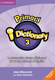 Primary i-Dictionary Level 3 DVD-ROM (Single classroom)