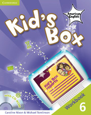 Kid's Box American English Level 6