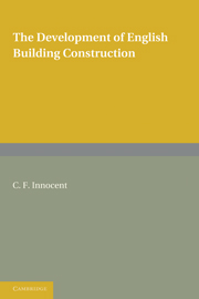 The Development of English Building Construction