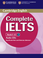 Complete IELTS Bands 5-6.5 Class Audio CDs (2)