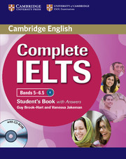 Complete IELTS Bands 5-6.5 Students Pack