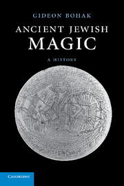 Ancient Jewish Magic
