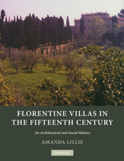 Florentine Villas in the Fifteenth Century