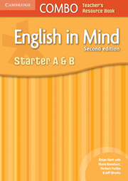 English in Mind Starter A and B