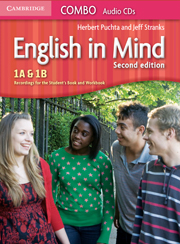 English in Mind Levels 1A and 1B