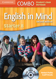 English in Mind Starter B