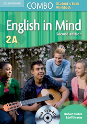English in Mind Level 2A