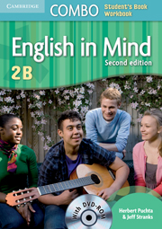 English in Mind Level 2B