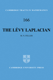 The Lévy Laplacian