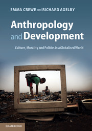 Anthropology and Development