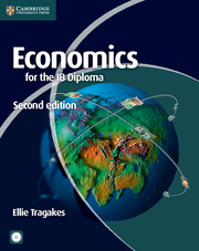 Economics for the IB Diploma Coursebook with CD-ROM