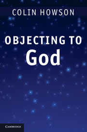 Objecting to God - Colin Howson