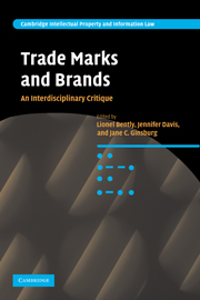 Trade Marks and Brands
